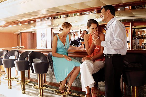Silversea Cruises - Cocktail Hour