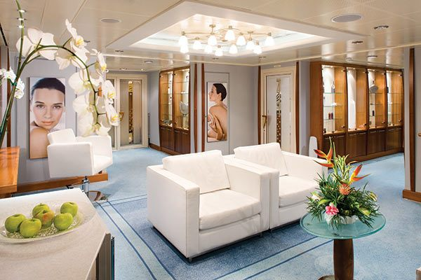 Silversea Cruises - Spa