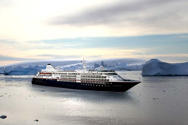 Silversea Cruises - Silver Cloud Expedition