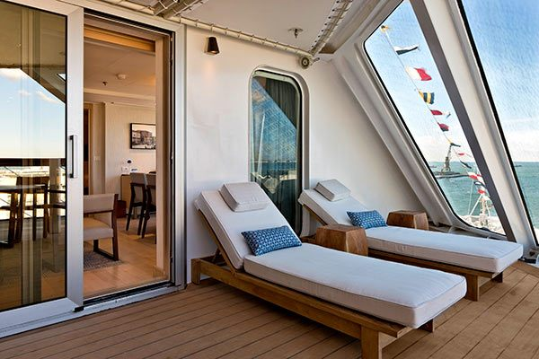 Viking Ocean Cruises - Viking Star Explorer Suite Veranda