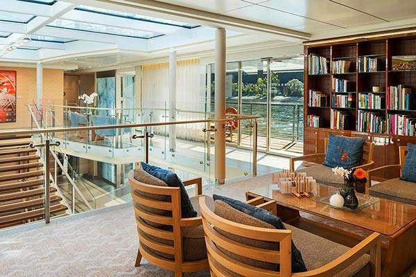 Viking River Cruises - Atrium