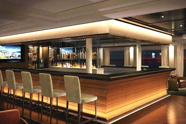 Viking River Cruises - Bar
