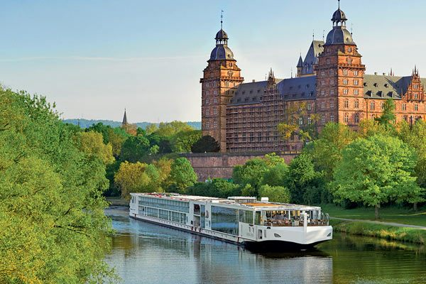 Viking River Cruises - Longship Eir