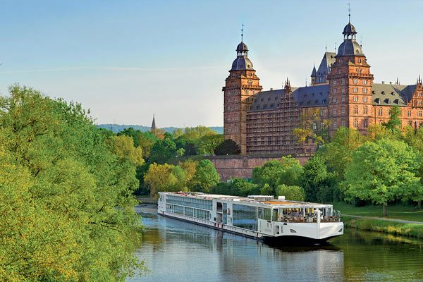 Viking River Cruises - Longship Ingvi