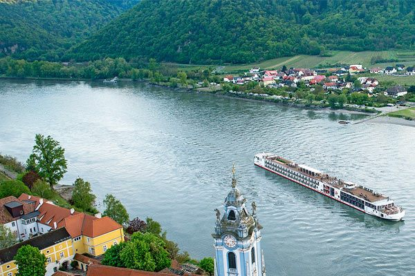 Viking River Cruises - Longship Mani