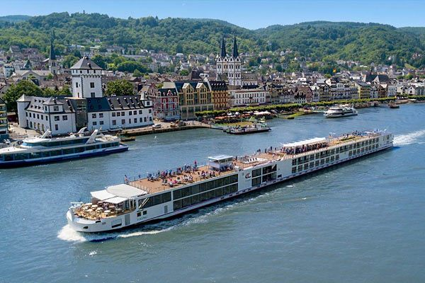 Viking River Cruises - Viking Longship Mimir