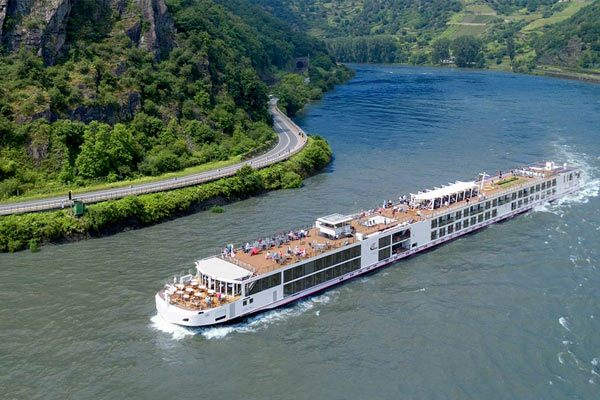 Viking River Cruises - Viking Longship Modi