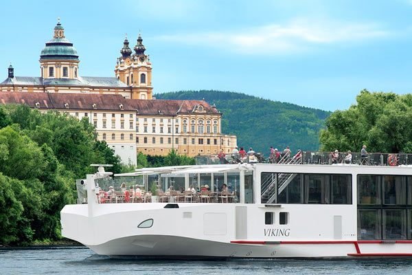 Viking River Cruises - Viking Longship Skadi