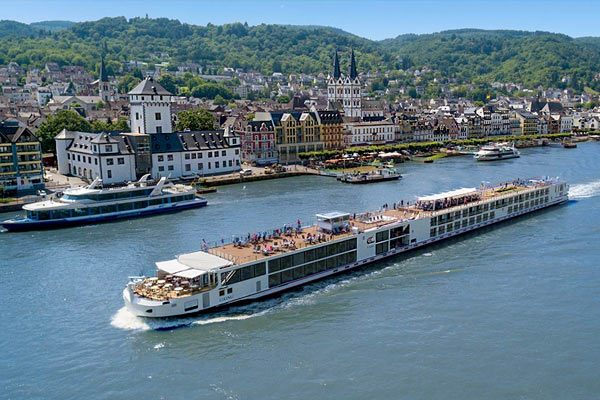 Viking River Cruises - Viking Longship Vidar