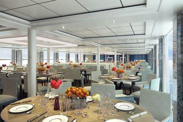 Viking River Cruises - Restaurant