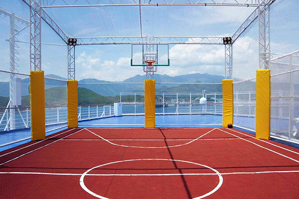 Princess Cruises - Sports Court