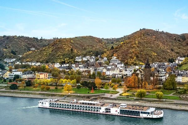 Viking River Cruises - Viking Longship Skinir