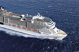MSC Cruises - Virtuoso